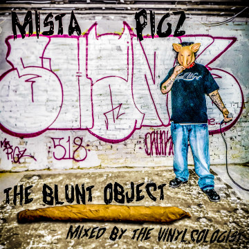 00 The Blunt Object Cover