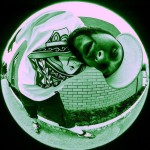 green lens